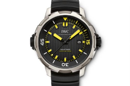 IWC Aquatimer Automatic 2000 Gents Watch IW358001